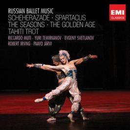 CD Russian Ballet Music (ballet Edition)