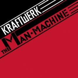 Kraftwerk : Man Machine LP