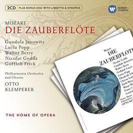 CD Wolfgang Amadeus Mozart : Die Zauberflote