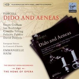 CD Henry Purcell : Dido and Aeneas