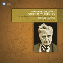 CD Ralph Vaughan Williams : Complete Symphonies -Ltd-