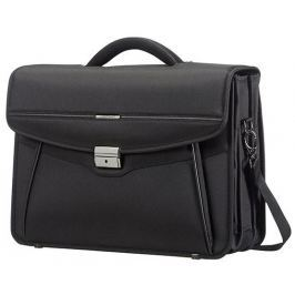 Samsonite Case  50D09003 15,6'' DESKLITE, computer, tablet, 2x docu, pocket, blk