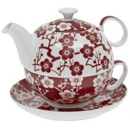 Oxalis Čajová souprava  Sakura - bone china tea for one
