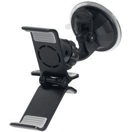 Qoltec Nastavitelný držák na sklo auta pro smartphone do 6.5''