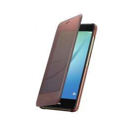 Huawei Original S-View Pouzdro Brown pro Nova (EU Blister)