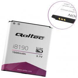 Qoltec Baterie pro Samsung Galaxy S3 mini i8190, i8200 | 1500mAh | 3pin