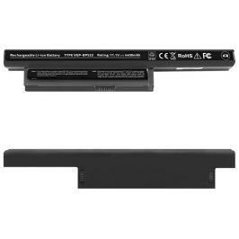 Qoltec Long Life baterie pro notebook Sony VGP-BPS22 VGP-BPS22A   11.1 V 4400mAh
