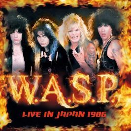 CD W.a.s.p. : Live In Japan 1986