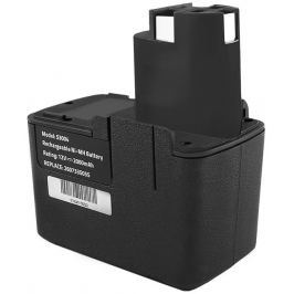 Qoltec Power tools battery for Bosch 3300k PSR 12VE-2 | 2000mAh | 12V