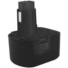 Qoltec Power tools battery for Dewalt DE9037 DE9071 | 3000mAh | 12V