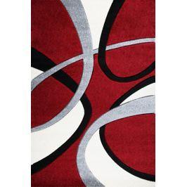Kusový koberec Nairobi 094A Red/Red, 140 x 200 cm