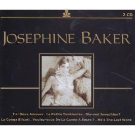 CD Joséphine Baker : Black Line Series