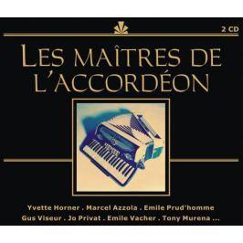 CD VA : Les Maitres De L'accordeon