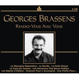 CD Georges Brassens : Rendez-Vous avec Vous