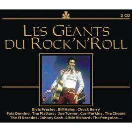 CD VA : Les Geants Du Rock 'n' Roll