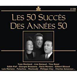 CD VA : Les 50 Succes des Annees 50
