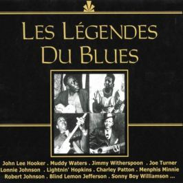 CD VA : Les Legends du Blues