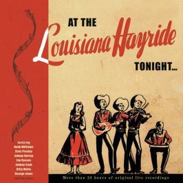 CD At The Louisiana Hayride Tonight