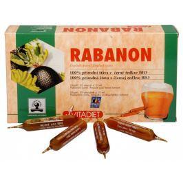 Phytoderma Rabanon Vitadiet 20x10ml extrakt z černé ředkve