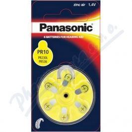 Panasonic Baterie do naslouchadel PR- 230H(10)/6LB