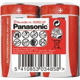 Panasonic R20 2S D Red zn