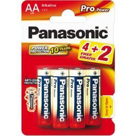 Panasonic LR6 6BP AA Pro Power alk