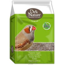 Deli Nature Premium FOREIGN FINCHES 4kg-12965
