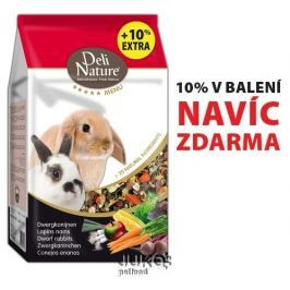 Deli Nature 5 Menu DWARF RABBITS 2,5kg-12996