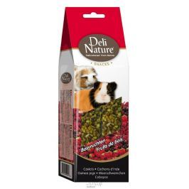 Deli Nature SNACK GUINEA PIGS-FOREST FRUIT 80g