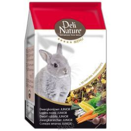 Deli Nature 5 Menu DWARF RABBITS JUNIOR 2,5kg