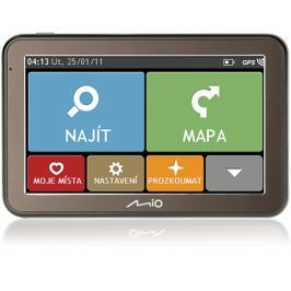 Mio Navigace  Spirit 7500 Full Europe Lifetime