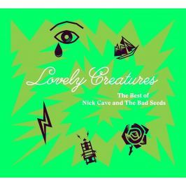 CD Nick Cave & The Bad Seeds : Lovely Creatures - The Best of 1984-2014 2