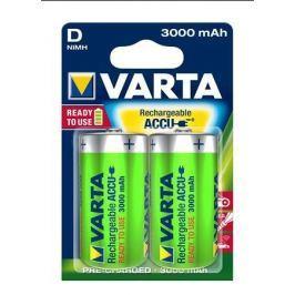 Varta Nabíjecí baterie, D (velký monočlánek), 2x3000 mAh, přednabité,  Power Acc