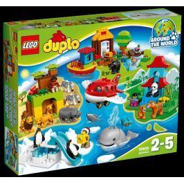 LEGO Stavebnice ® DUPLO 10805 Cesta kolem světa