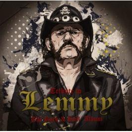 CD Motorhead : Tribute To Lemmy