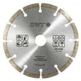 DWT diamantový segmentovaný kotouč 150 mm (železobeton, kámen)