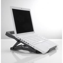 Exopnent World Portable notebook stand (black)