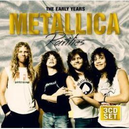 CD Metallica : Rarities: The Early Years