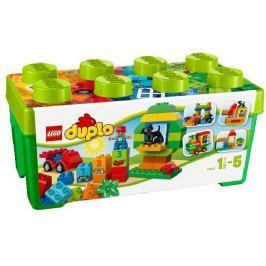 LEGO DUPLO Stavebnice LEGO® DUPLO Kostičky 10572 Box plný zábavy