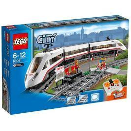 LEGO Stavebnice ® CITY 60051 Vysokorychlostní osobní vlak