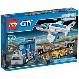 LEGO Stavebnice ® City 60079 Transportér pro převoz raketoplánu