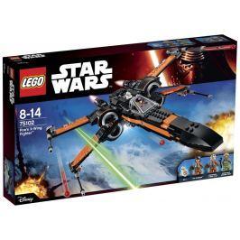 Star Wars Stavebnice Lego®  75102 Poe´s X-Wing Fihter