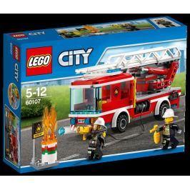 LEGO City Hasičské auto s žebříkem