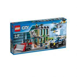 LEGO (ALLTOYS) Lego City Vloupání buldozerem