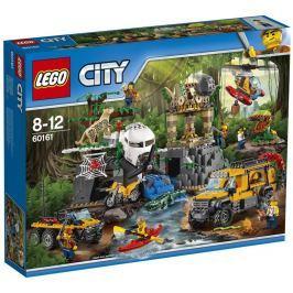 LEGO (ALLTOYS) Lego City Průzkum oblasti v džungli