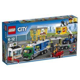 LEGO (ALLTOYS) Lego City Nákladní terminál