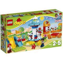 LEGO (ALLTOYS) Lego Duplo Zábavná rodinná pouť