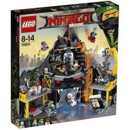 Lego Ninjago Garmadonovo sopečné doupě