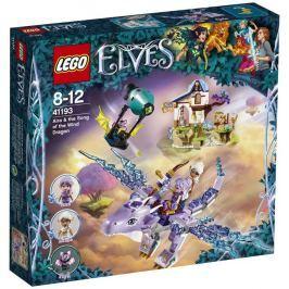 Lego Elves Aira a píseň větrného draka