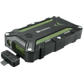 Sandberg přenosný zdroj USB 15600 mAh, Survivor Outdoor, pro chytré telefony, če